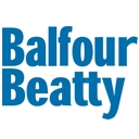 Darren McDermott, Senior Quantity Surveyor, Balfour Beatty, providing feedback for Gill Civil Engineering Limited.