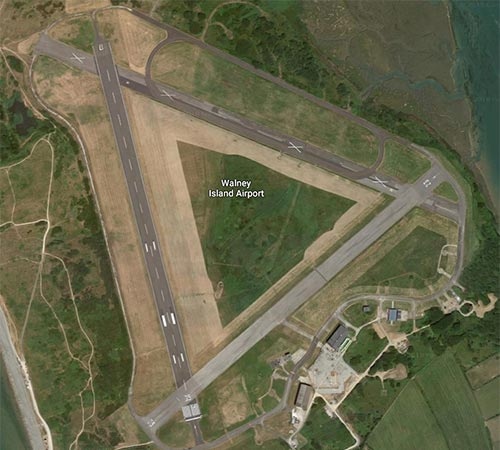 Walney Airfield
